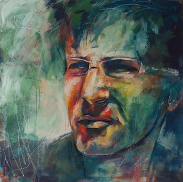 Portrait In Acryl Archives Verena Unterpertinger