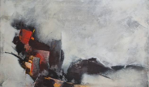 Abstrakt Archives - Verena Unterpertinger