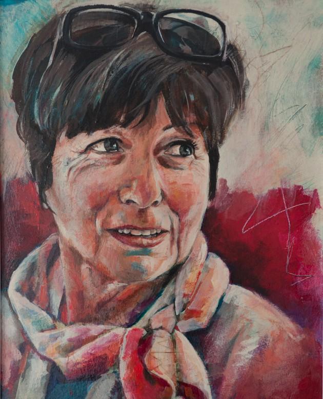 Portrait Verena Unterpertinger